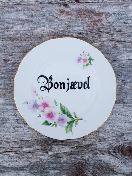 Geriljaasjett Bonjævel søte blomster