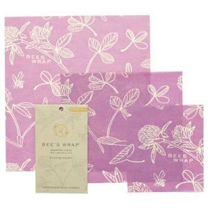 Bilde av Bees Wrap Multipack 3 ark Kløver